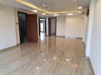 Gallery Cover Image of 1600 Sq.ft 3 BHK Independent Floor for rent in Chittaranjan Park for 85000
