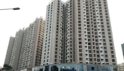 Gallery Cover Image of 755 Sq.ft 1 BHK Apartment for rent in Mira Road East for 18500