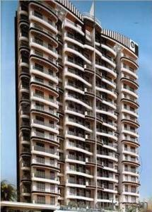 Gallery Cover Image of 680 Sq.ft 1 BHK Apartment for rent in Paradise Sai Wonder, Kharghar for 15500