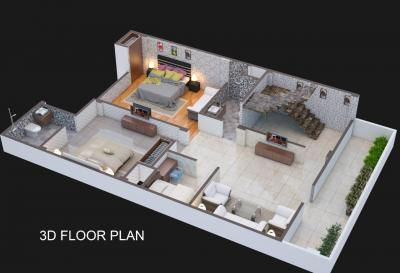 Gallery Cover Image of 2550 Sq.ft 4 BHK Villa for buy in Shourya Shouryapuram, Lal Kuan for 9226000
