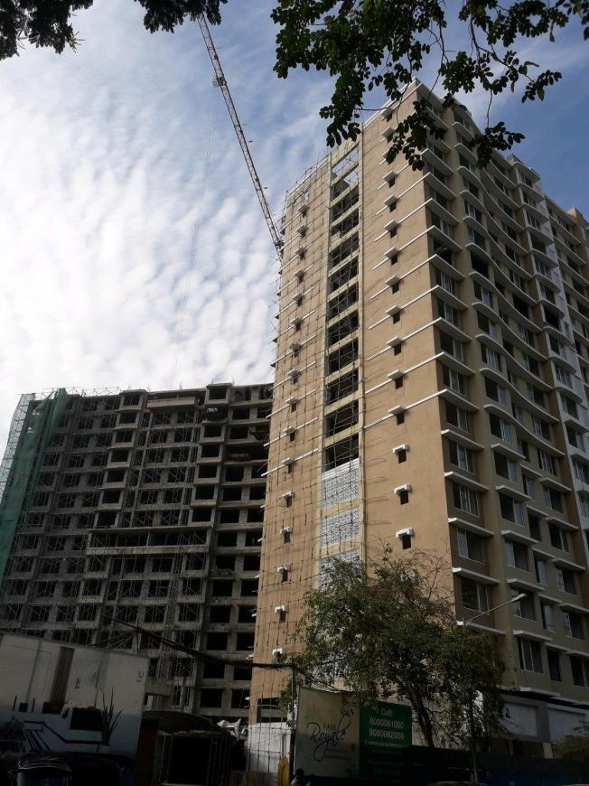 Building Image of 1003 Sq.ft 2 BHK Apartment for buy in Andheri East for 22200000