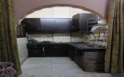Kitchen Image of Krishna PG in Bindapur