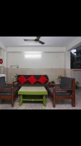 Living Room Image of Saanu PG in Sector 48