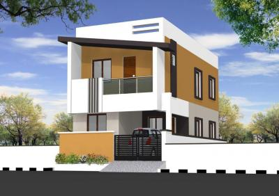 Gallery Cover Image of 1359 Sq.ft 3 BHK Independent House for buy in Kolapakkam for 6486000