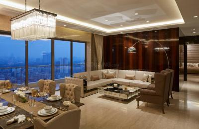 Gallery Cover Image of 2200 Sq.ft 3 BHK Apartment for buy in Sunteck Signia High, Kandivali East for 41900000