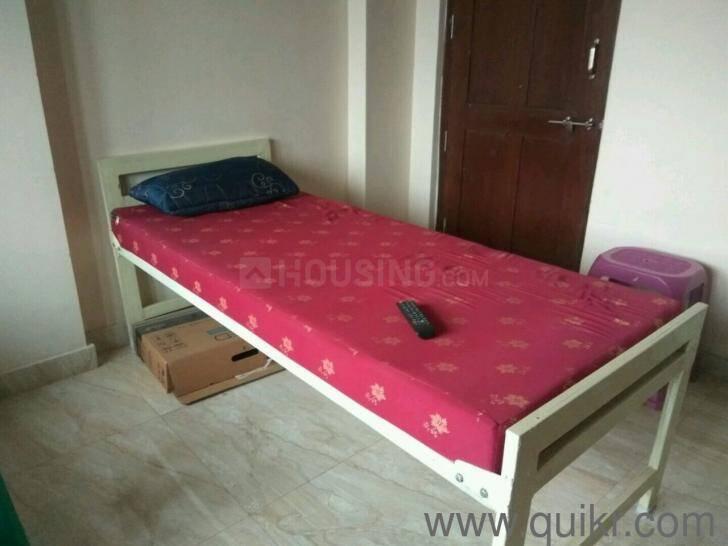 Bedroom Image of Saha PG For Boys in Baghajatin