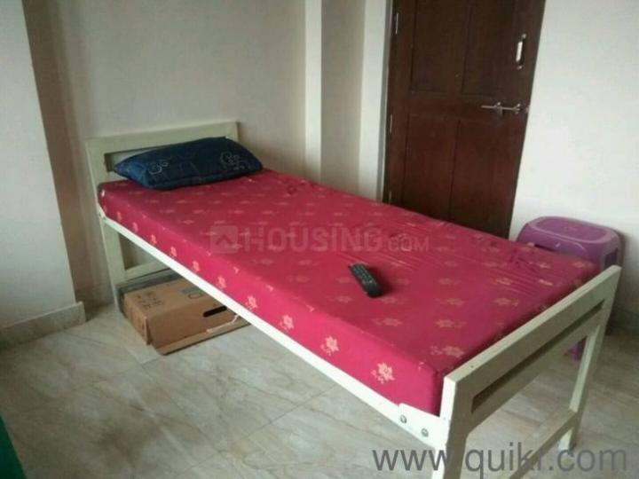 बघाजतिन में सहा पीजी फॉर बॉइज़ में बेडरूम की तस्वीर