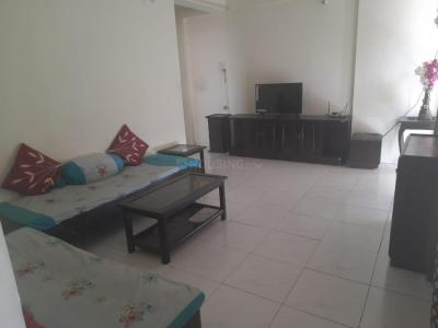 Gallery Cover Image of 750 Sq.ft 1 BHK Apartment for rent in Lunkad Queensland, Viman Nagar for 20000