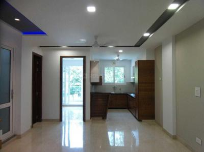 Gallery Cover Image of 850 Sq.ft 3 BHK Independent Floor for buy in Janakpuri for 12000000