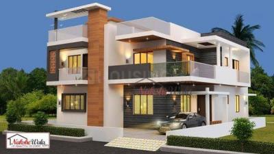 Gallery Cover Image of 1235 Sq.ft 3 BHK Independent House for buy in Moulivakkam for 6000000