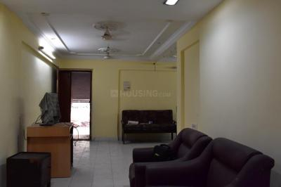 Gallery Cover Image of 1050 Sq.ft 2 BHK Apartment for rent in Red Brick Brizo Residency, Govandi for 32000