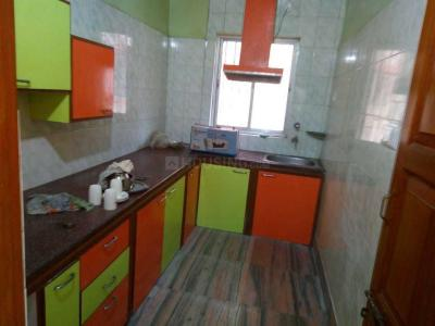Gallery Cover Image of 1350 Sq.ft 3 BHK Independent Floor for rent in New Town for 20000