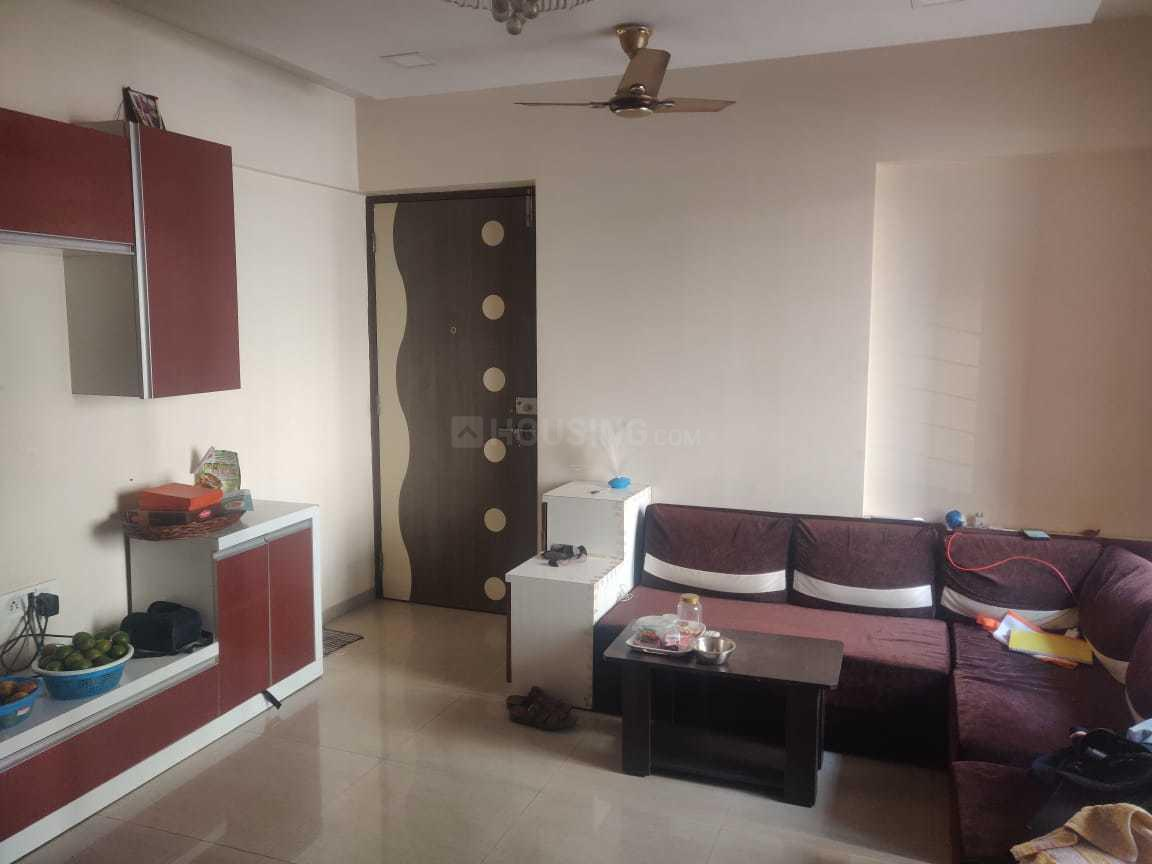 Living Room Image of 800 Sq.ft 2 BHK Apartment for rent in Mulund East for 30000
