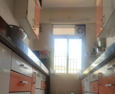Gallery Cover Image of 1050 Sq.ft 2 BHK Apartment for rent in MICL Aaradhya Residency, Ghatkopar East for 50000