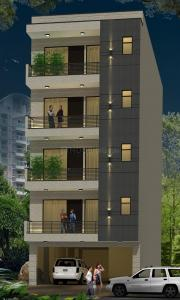 Gallery Cover Image of 1000 Sq.ft 2 BHK Independent Floor for buy in Sector 110 for 2580000