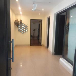 Gallery Cover Image of 1800 Sq.ft 3 BHK Independent Floor for rent in Chittaranjan Park for 45000