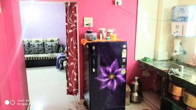 Kitchen Image of 604 Sq.ft 1 BHK Apartment for buy in Jambhulwadi for 1800000