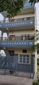 Gallery Cover Image of 450 Sq.ft 1 RK Independent House for rent in SMV Layout for 3000