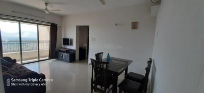 Gallery Cover Image of 1098 Sq.ft 3 BHK Apartment for rent in Shilphata for 19500