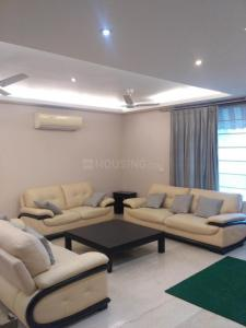 Gallery Cover Image of 1650 Sq.ft 3 BHK Villa for rent in B 23, Gulmohar Park for 150000