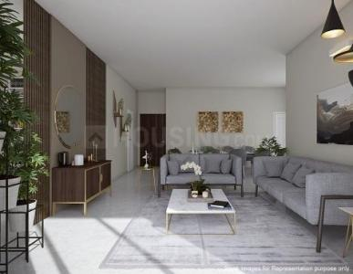 Gallery Cover Image of 2290 Sq.ft 3 BHK Apartment for buy in ATS Triumph, Sector 104 for 15400000