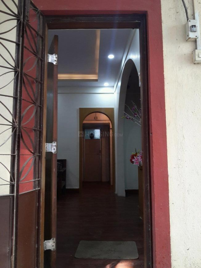 Main Entrance Image of 1050 Sq.ft 2 BHK Independent House for rent in Thane West for 30000