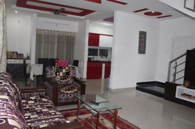 Gallery Cover Image of 1958 Sq.ft 3 BHK Villa for rent in Gundlapochampalli for 28000