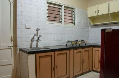कोरमनगाला में सठिया नेस्ट के किचन की तस्वीर
