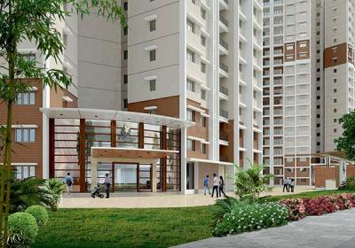 Gallery Cover Image of 1128 Sq.ft 2 BHK Apartment for buy in Prestige Sunrise Park, Electronic City for 7800000