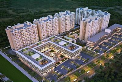 Gallery Cover Image of 1008 Sq.ft 2 BHK Apartment for buy in VTP Solitaire Phase 1 A B, Pashan for 8400000