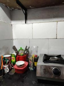 Kitchen Image of Girls PG in Andheri West
