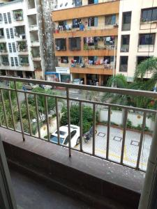 Gallery Cover Image of 1650 Sq.ft 3 BHK Apartment for rent in Seawoods for 40000