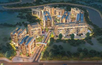 Gallery Cover Image of 875 Sq.ft 2 BHK Apartment for buy in Kamdhenu Lifespaces Gardenia, Taloje for 4025000