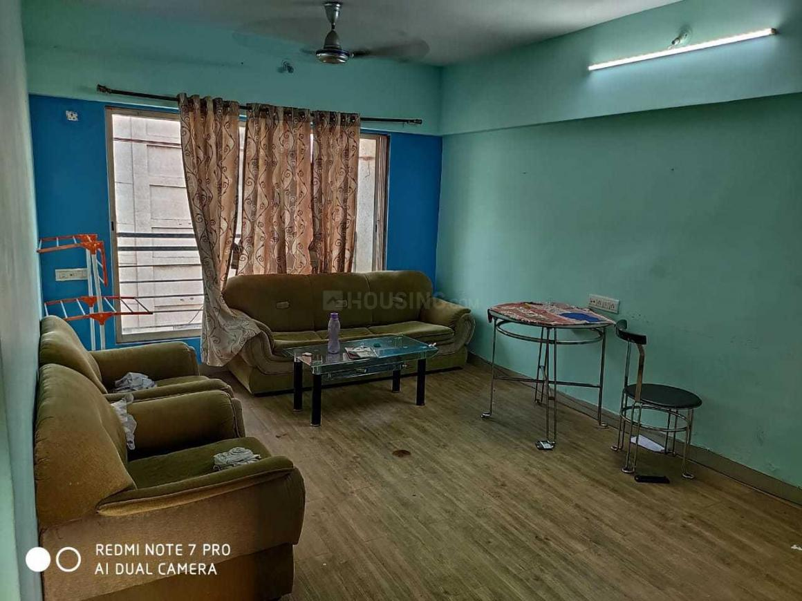 Living Room Image of 550 Sq.ft 1 BHK Apartment for rent in Lower Parel for 45000