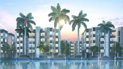 Gallery Cover Image of 453 Sq.ft 1 BHK Apartment for buy in Lake Life Township, Joka for 1019250