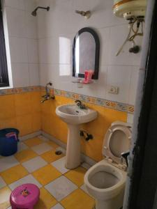Bathroom Image of Fully Furnished PG in Sector 14 Dwarka