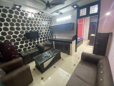 Gallery Cover Image of 500 Sq.ft 1 BHK Independent House for rent in Lajpat Nagar for 15000