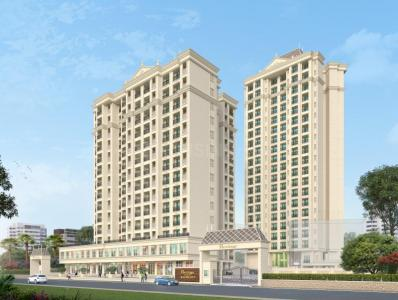 Gallery Cover Image of 756 Sq.ft 1 BHK Apartment for buy in Raj Heritage 1, Mira Road East for 6274800