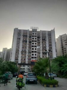 Gallery Cover Image of 467 Sq.ft 1 BHK Apartment for buy in The Antriksh Kanball 3G, Sector 77 for 2640000