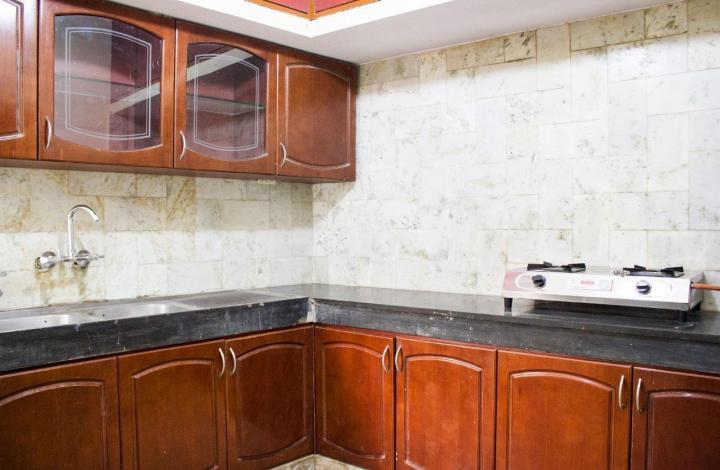 Kitchen Image of PG 4642347 Koramangala in Koramangala