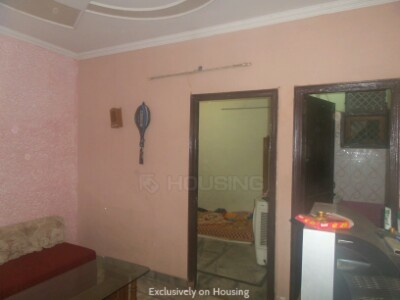 Gallery Cover Image of 750 Sq.ft 2 BHK Independent Floor for buy in Swasthya Vihar for 4800000