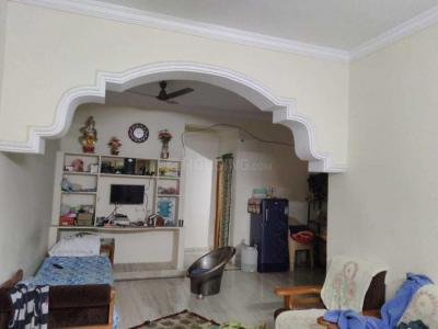 Gallery Cover Image of 1100 Sq.ft 2 BHK Apartment for rent in Pragathi Nagar for 14000