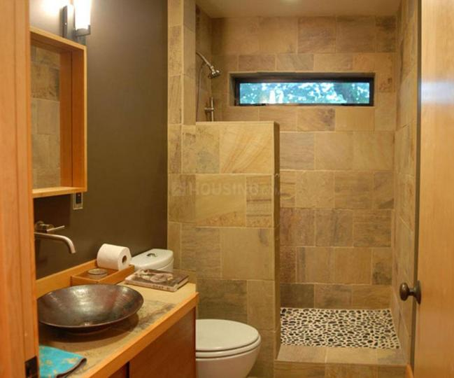 Bathroom Image of 793 Sq.ft 2 BHK Apartment for buy in Enso Sanza, Kandivali East for 9400000
