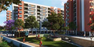 Gallery Cover Image of 680 Sq.ft 1 RK Apartment for buy in Shriram Liberty Square, Gulimangala for 2968200