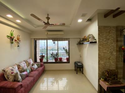 Gallery Cover Image of 1268 Sq.ft 3 BHK Apartment for buy in Neelkanth Palms, Thane West for 21600000