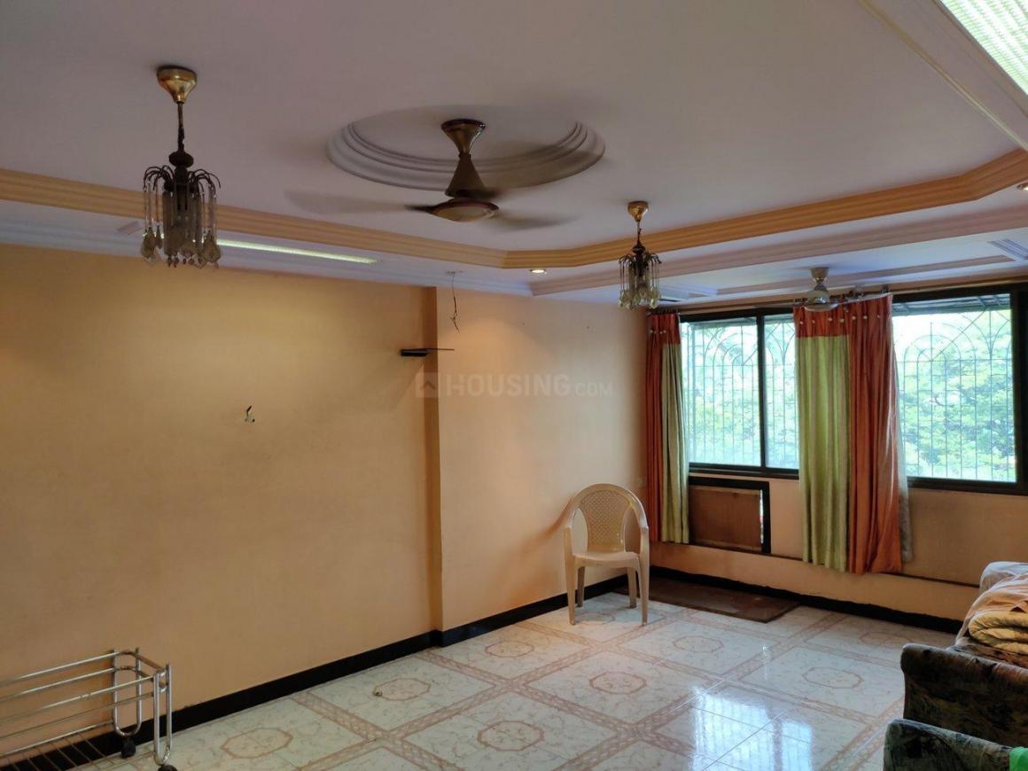 Living Room Image of 1050 Sq.ft 2 BHK Apartment for rent in Thane West for 21000