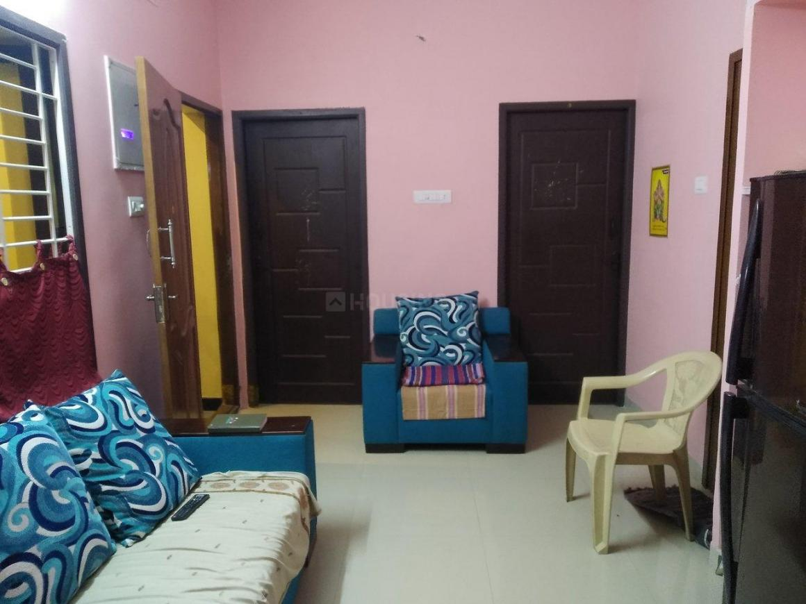 Living Room Image of 725 Sq.ft 2 BHK Independent House for rent in Porur for 10500