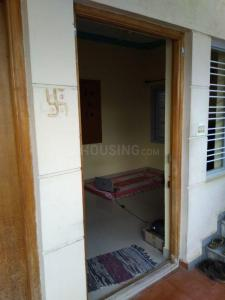 Gallery Cover Image of 660 Sq.ft 1 BHK Independent Floor for rent in Hebbal for 8000