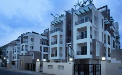 Gallery Cover Image of 415 Sq.ft 1 BHK Apartment for buy in Perungudi for 3387413