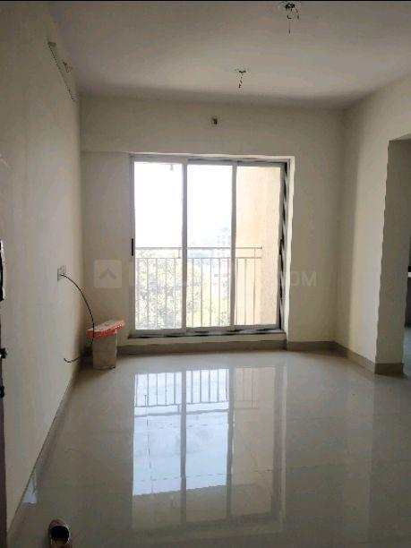 Living Room Image of 625 Sq.ft 1 BHK Apartment for rent in Shilphata for 9500